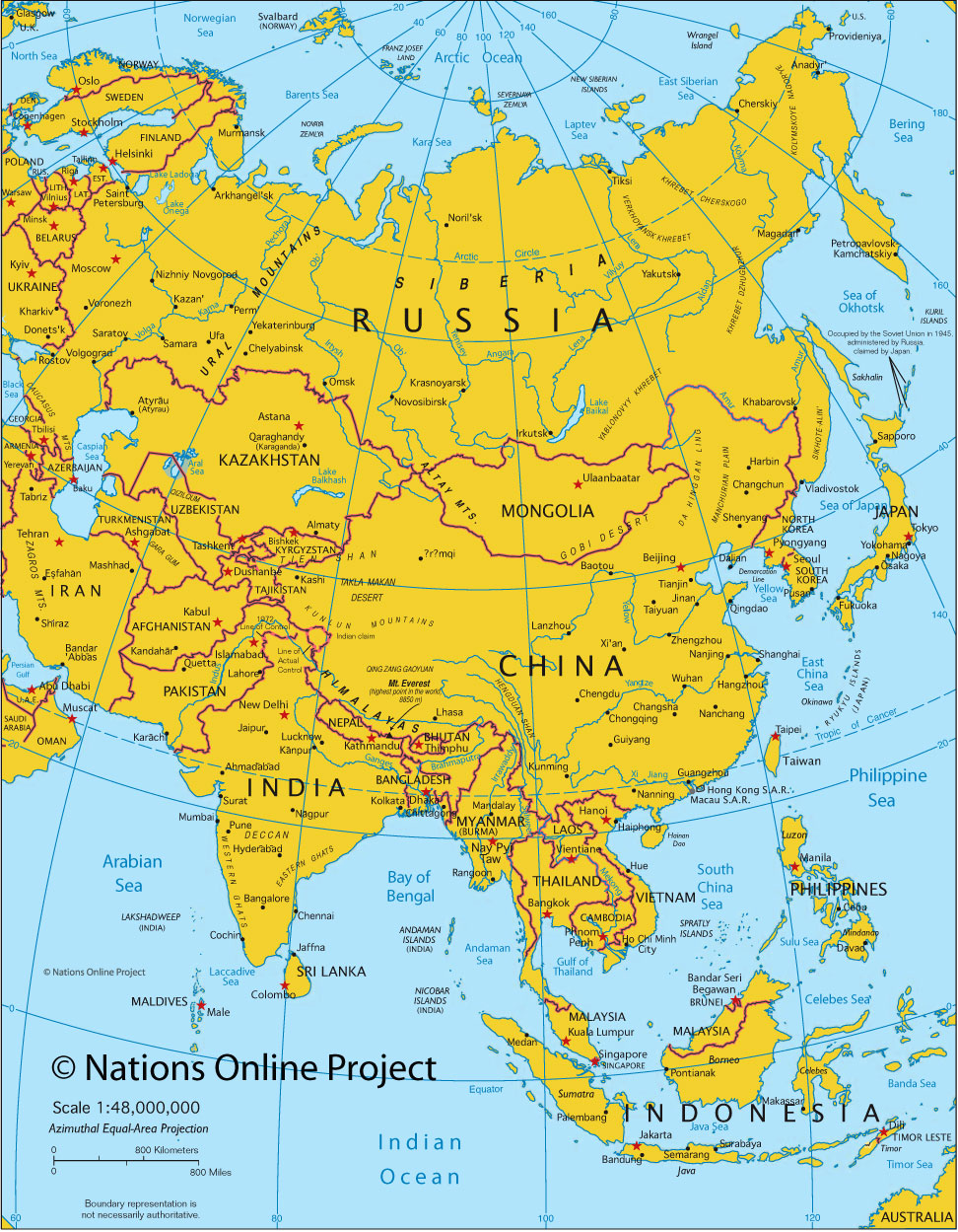 Digital Vector World Map Robinson Projection Political UK North - Usa map with latitude and longitude lines